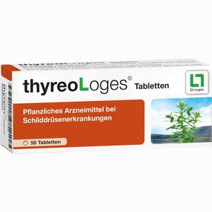 Abbildung von Thyreo- Loges Tabletten 50 Stück