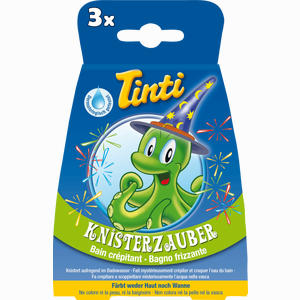 Abbildung von Tinti Knisterbad Granulat 3 x 7 g