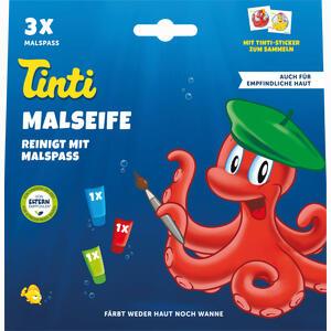 Abbildung von Tinti Malseife 3er Pack Td Bad 3 Stück
