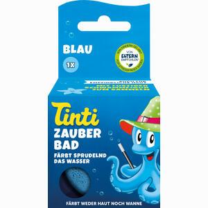 Abbildung von Tinti Zauberbad Blau Bad 40 g