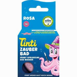Abbildung von Tinti Zauberbad Rosa Bad 40 g
