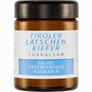 Abbildung von Tiroler Latschenkiefer Fußbalsam  100 ml