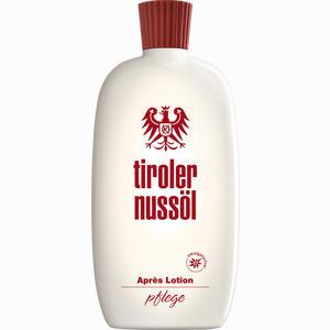 Abbildung von Tiroler Nussöl Pflege Apres Lotion  150 ml