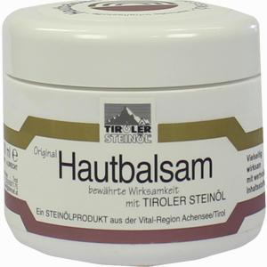 Abbildung von Tiroler Steinöl Hautbalsam  100 ml