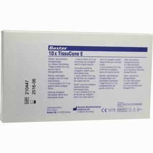 Abbildung von Tissucone E 10 Stück