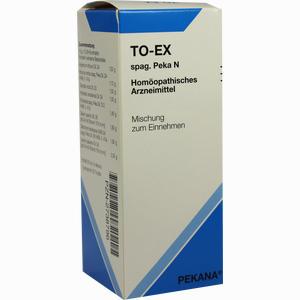 Abbildung von To- Ex Spag. Peka N Tropfen 100 ml