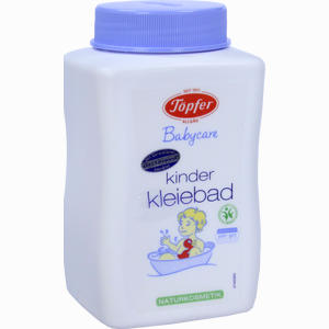 Abbildung von Töpfer Kinder Kleiebad Bad 250 g