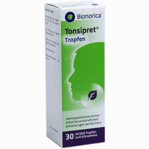 Abbildung von Tonsipret Tropfen  30 ml