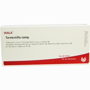 Abbildung von Tormentilla Comp Ampullen 10 x 1 ml