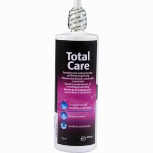 Abbildung von Totalcare Desinfizierende Aufbewahrungs- und Benetzungslösung  120 ml