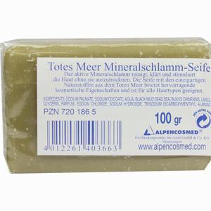 Abbildung von Totes Meer Salz Mineralschlammseife  100 g