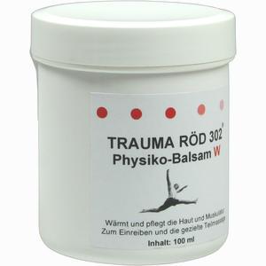 Abbildung von Trauma Röd 302 Physiko- Balsam W Salbe 100 ml