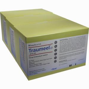 Abbildung von Traumeel Lt Ad Us.vet. Ampullen 150 x 5 ml