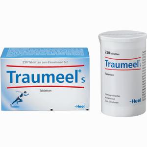 Abbildung von Traumeel S Tabletten 250 Stück