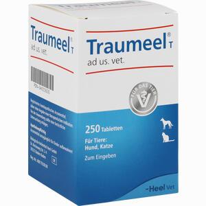 Abbildung von Traumeel T Ad Us.vet. Tabletten 250 Stück