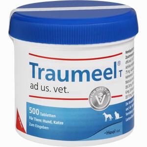 Abbildung von Traumeel T Ad Us.vet. Tabletten 500 Stück