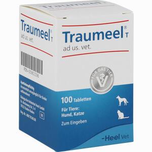 Abbildung von Traumeel T Ad Us.vet. Tabletten 100 Stück
