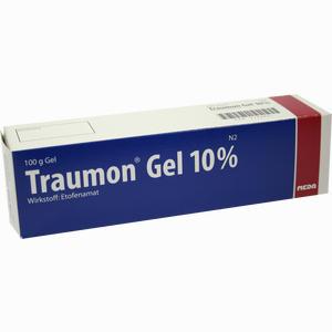 Abbildung von Traumon Gel 10% Gel 100 g