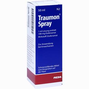 Abbildung von Traumon Spray 50 ml