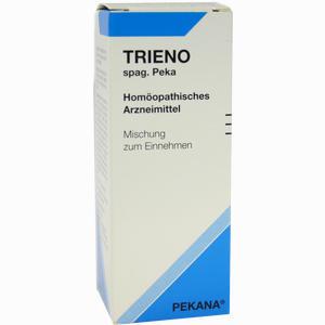 Abbildung von Trieno Spag. Peka Tropfen 50 ml