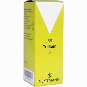 Abbildung von Trillium S 58 Tropfen  100 ml