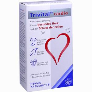 Abbildung von Trivital Cardio Kapseln 56 Stück