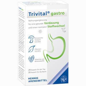 Abbildung von Trivital Gastro Kapseln 56 Stück