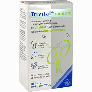 Abbildung von Trivital Immun Kapseln 56 Stück