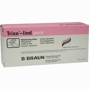 Abbildung von Trixo- Lind Pure Parfümfreie Pflegelotion  100 ml