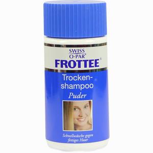 Abbildung von Trockenshampoo Frottee Pulver Swiss O- Par  30 g
