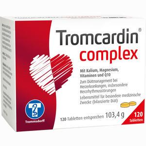 Abbildung von Tromcardin Complex Tabletten 120 Stück