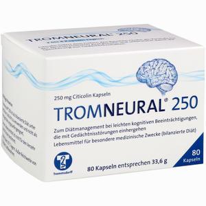 Abbildung von Tromneural 250 Kapseln 80 Stück