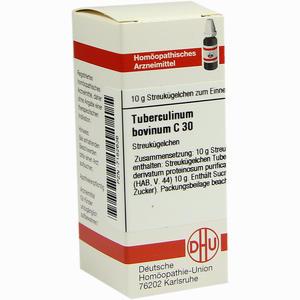 Abbildung von Tuberculinum Bovinum C30 Globuli  10 g