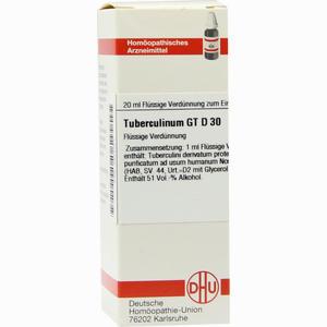 Abbildung von Tuberculinum Gt D30 Dilution 20 ml