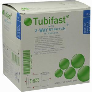 Abbildung von Tubifast 2- Way- Stretch Blau (7.5 Cm Breit) 10 M Verband 1 Stück