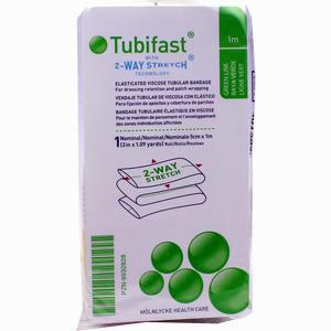 Abbildung von Tubifast 2- Way- Stretch Grün (5 Cm Breit) 1 M Verband 1 Stück