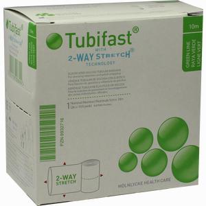 Abbildung von Tubifast 2- Way- Stretch Grün (5 Cm Breit) 10 M Verband 1 Stück