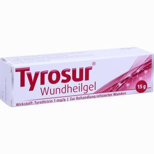 Abbildung von Tyrosur Wundheilgel Gel 15 g