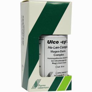 Abbildung von Ulco- Cyl L Ho- Len- Complex Magen- Darm- Complex Tropfen 30 ml