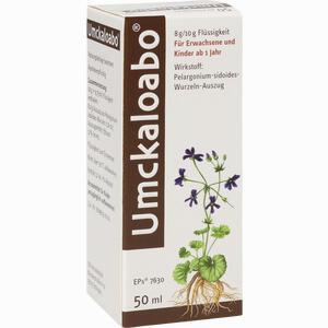 Abbildung von Umckaloabo Lösung 50 ml