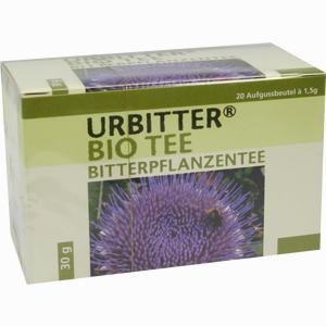 Abbildung von Urbitter Bio Tee Tee 30 g