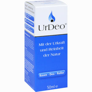 Abbildung von Urdeo Basen-deodorant Stift 50 ml