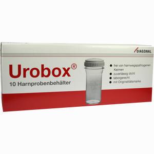 Abbildung von Urobox Behaelter Fuer Urin 10 Stück