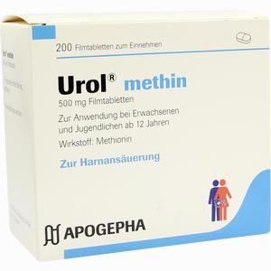 Abbildung von Urol Methin Filmtabletten 200 Stück