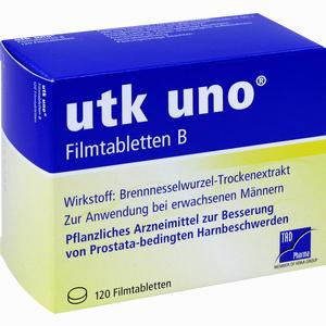 Abbildung von Utk Uno Filmtabletten B  120 Stück