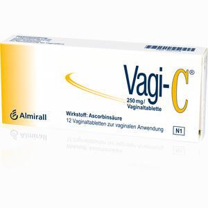Abbildung von Vagi- C Vaginaltabletten 12 Stück