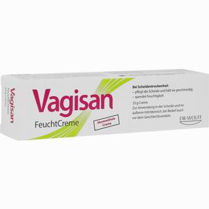 Abbildung von Vagisan Feuchtcreme  25 g