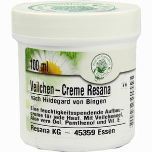 Abbildung von Veilchen- Creme Resana Nach Hildegard Von Bingen  100 ml