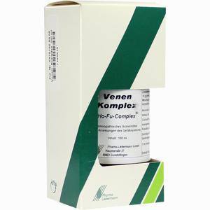 Abbildung von Venen- Komplex Ho- Fu- Complex Tropfen 100 ml