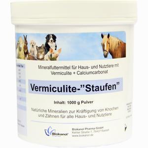 Abbildung von Vermiculite- Staufen Vet. Pulver 1000 g